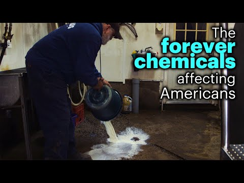"""Why Toxic """"Forever Chemicals"""" are in the Blood of Most Americans"""