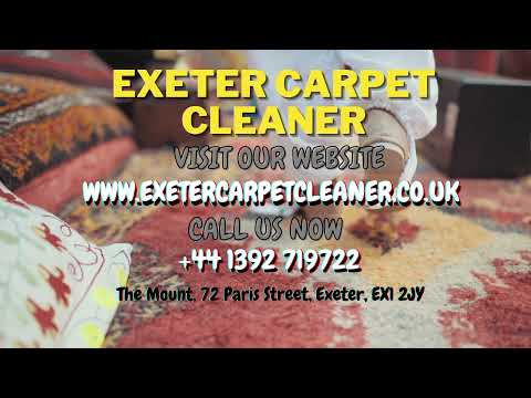 Necessary Details Related to carpet cleaners exeter