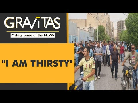 Gravitas: Iranians take to the streets for water