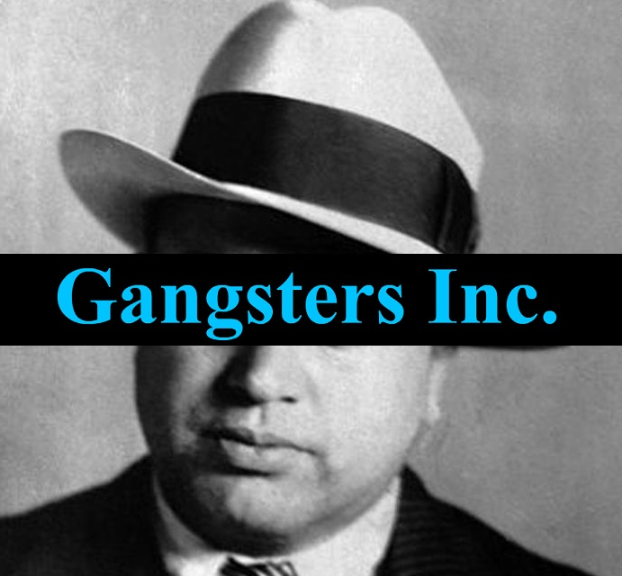 New look and feel for Gangsters Inc. website