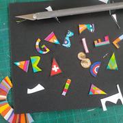 Fiesta letters