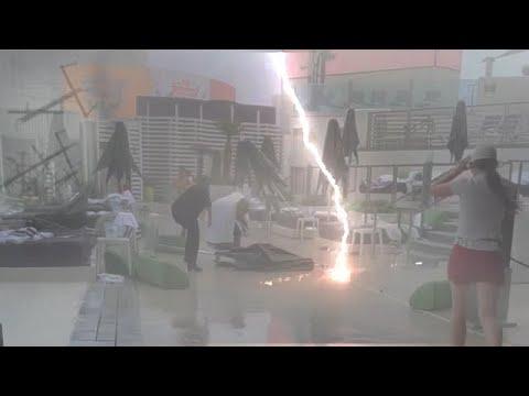 Las Vegas, Nevada: Severe Weather Front