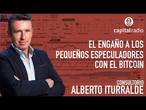 Video Análisis con Alberto Iturralde: IBEX35, DAX, Bitcoin, Ebro Foods, Adidas, Nestle, Hannover Rueck, Avantor, CapGemini...