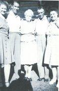 Shirley , Llyod  , Sarah jackson Drysdale (greatgrandmother), and Orvin and Hazel D