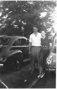 Lloyd Drysdale and Shirley Bridge