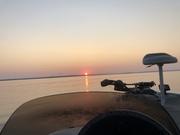 Dead Calm Pasquotank River on This Morning…..7/24/2021