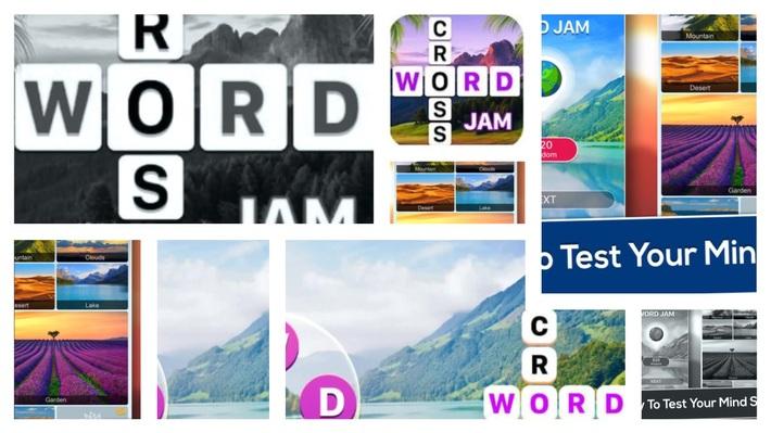 word jam answers