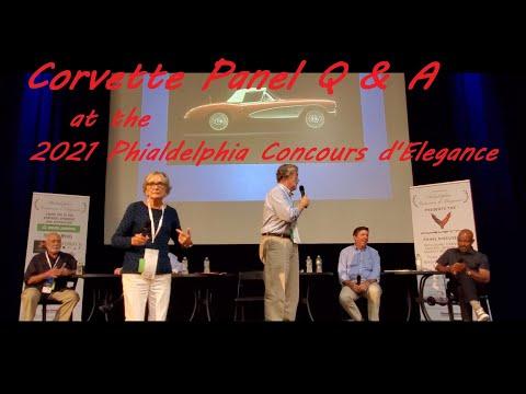 Corvette and Chevrolet's 1960's Non - Racing Program Panel Discussion Q&A Video 4