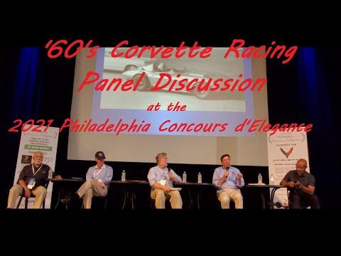 "Corvette and Chevrolet's 1960's  "" Non Racing "" Program Panel Discussion Part 1"
