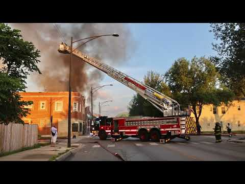 Chicago 3-11 Fire 51st & Loomis