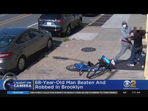 68-Year-Old Man Beaten, Robbed In Brooklyn