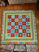 Quilt #164 - Pineapple Cats