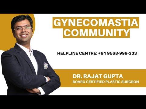 Discuss Gynecomastia Without any Hesitation in India's First Ever #GynecomastiaCommunity