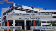 Australia Tourist and Hospitality