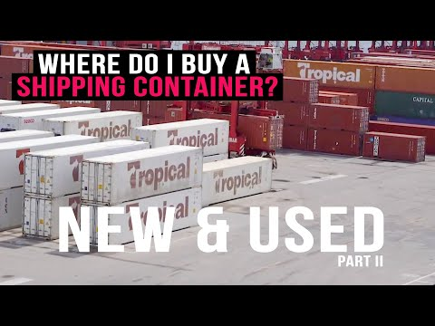 Buy New & Used Shipping Containers   Container King   QLD & NSW