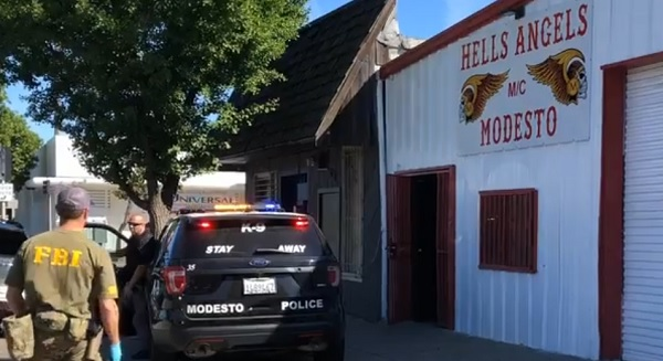 Vice President of Modesto Hells Angels pleads guilty to drug charges