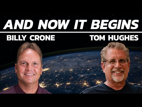 """Tom Hughes and Billy Crone   """"And Now It Begins"""""""