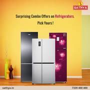 Refrigerator Price Online - Sathya Online Shopping