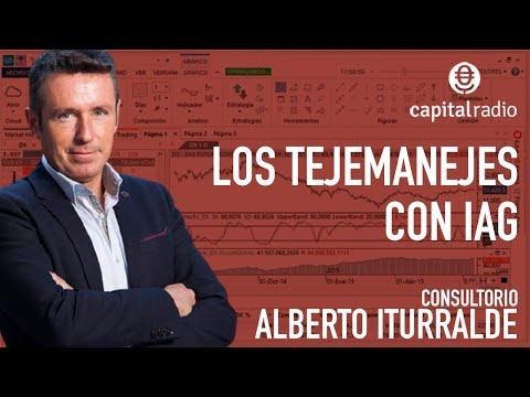 Video Análisis con Alberto Iturralde: IBEX35, DAX, Dow Jones, Bitcoin, Santander, BBVA, IAG y Almirall