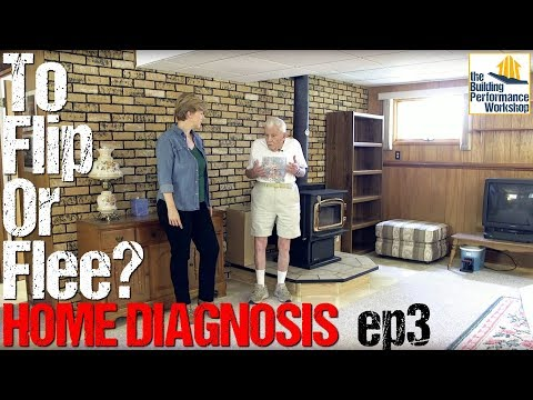 Home Diagnosis Ep3: Flipping a House for Performance