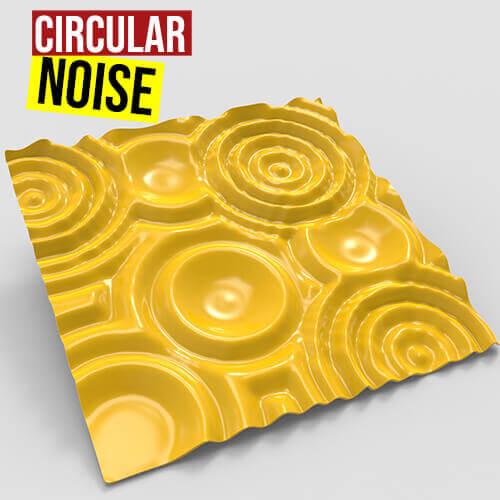 Circular Noise