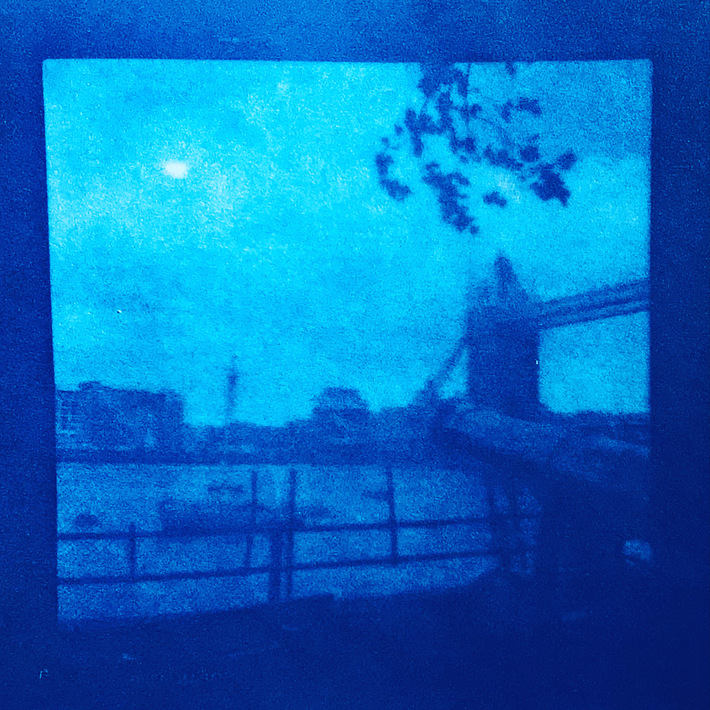London blue
