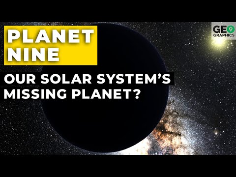 Planet Nine: Our Solar System's Missing Planet?