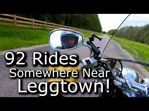 92 Rides Roads Unknown Ep-5 - Somewhere Near Leggtown, Alabama