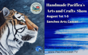 Handmade Pacifica Arts and Crafts Show