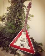 mach 2 Street Sign Guitar