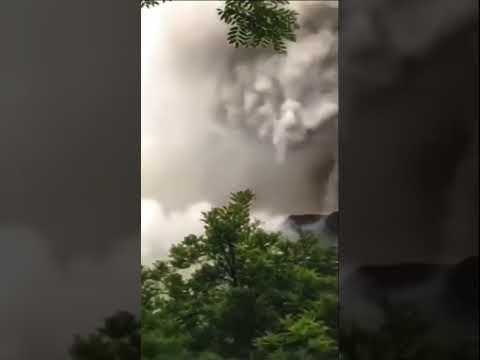 Breaking: China: Fire Engulfs Beijing's World Trade Center