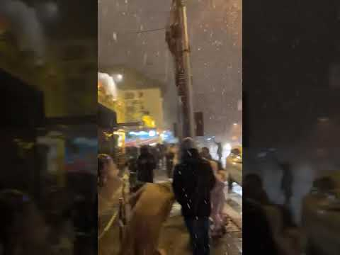 It's Snowing Several Places in Brazil