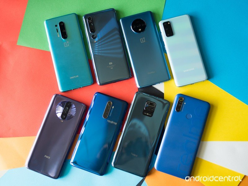 Top 100 Android Phones in Tamworth