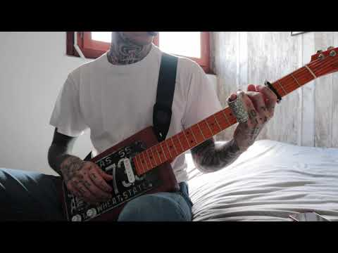 Gary O'Slide - Slide relaxing guitar cigar box licence plate gumbo guitars