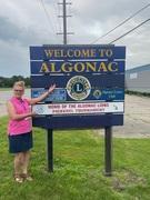Welcome to Algonac w Cindy Allen