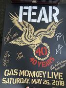 Fear 40 year anniversary