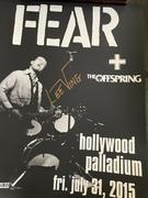 Fear at the Hollywood Palladium