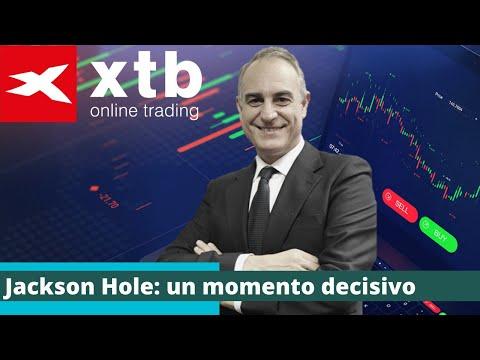 Jackson Hole: un momento decisivo para los Bancos Centrales