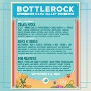 BOTTLEROCK FESTIVAL feat. RUN THE JEWELS, MEGAN THEE STALLION, DIGABLE PLANETS,Z-TRIP,...