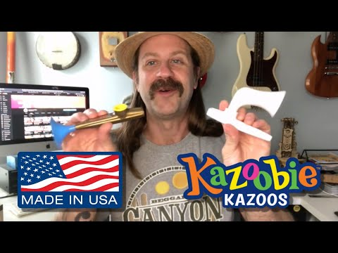 I Just Discovered Kazoobie Kazoos (and I'm So Excited) !