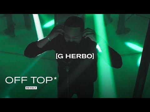 """G Herbo Freestyles Over J.Cole's """"95 South""""   Off Top"""