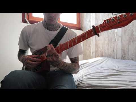 Gary O'slide - Relaxing western blues cigar box guitar