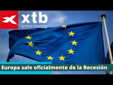 Europa sale oficialmente de la Recesión - Pablo Gil