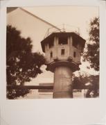 Ddr watch Tower Ema Berger Strasse Berlin