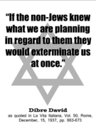 If the Non-Jews Knew,Seems very few do,,,