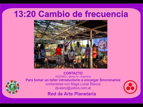 CHARLA 1320 CAMBIO DE FRECUENCIA