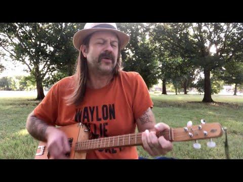 Dream Lover (on cigar box guitar)