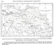 NGM 1921-08 Sketch Map