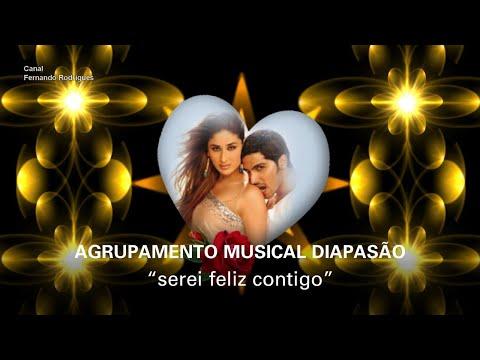 """Agrupamento Musical Diapasão """"serei feliz contigo"""""""