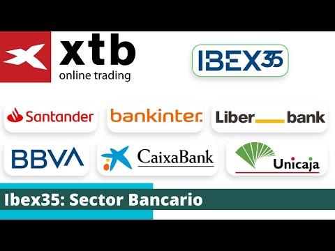 Ibex35: Sector Bancario